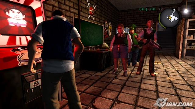 Bully : Scholarship Edition ~ Games On Way