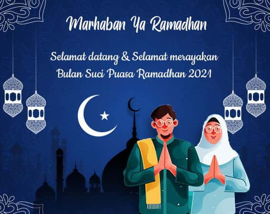 ucapan selamat marhaban ya ramadhan 2021