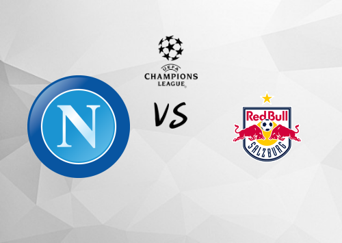 Napoli vs Salzburgo  Resumen