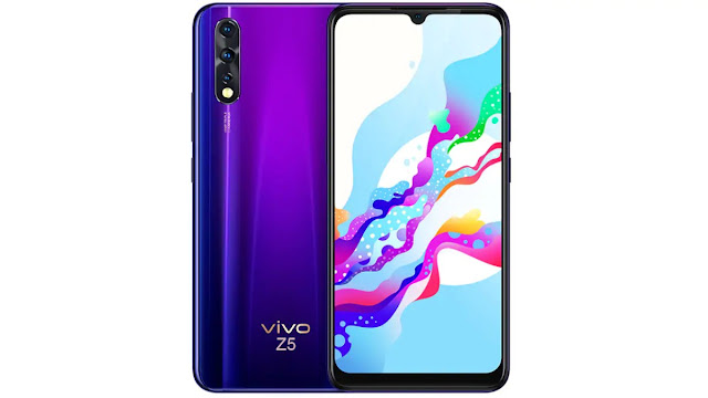Vivo Z5 Launched Price, Release date in India