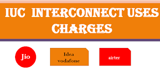 IUC interconnect user charge