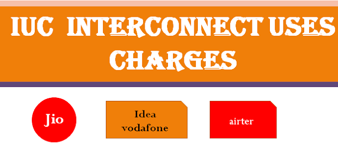 IUC interconnect uses charges