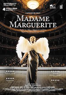 Madame Marguerite Poster
