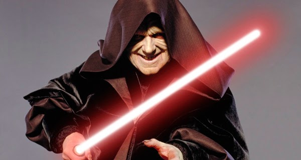Darth Sidious - Emperador Palpatine