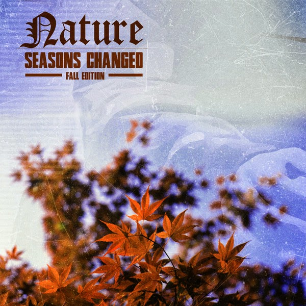 Nature - Seasons Changed: Fall Edition - EP Cover