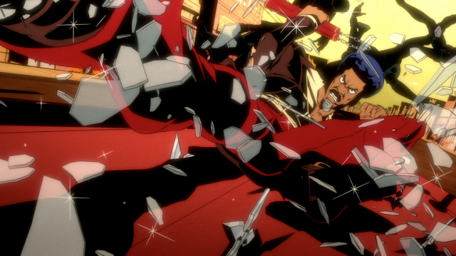 Black Dynamite vs. the IRS