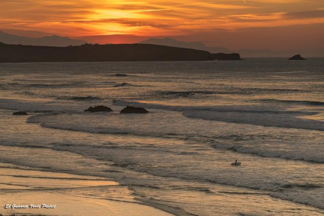 Atardecer en la Playa de Canallave, Dunas de Liencres - Cantabria, por El Guisante Verde Project