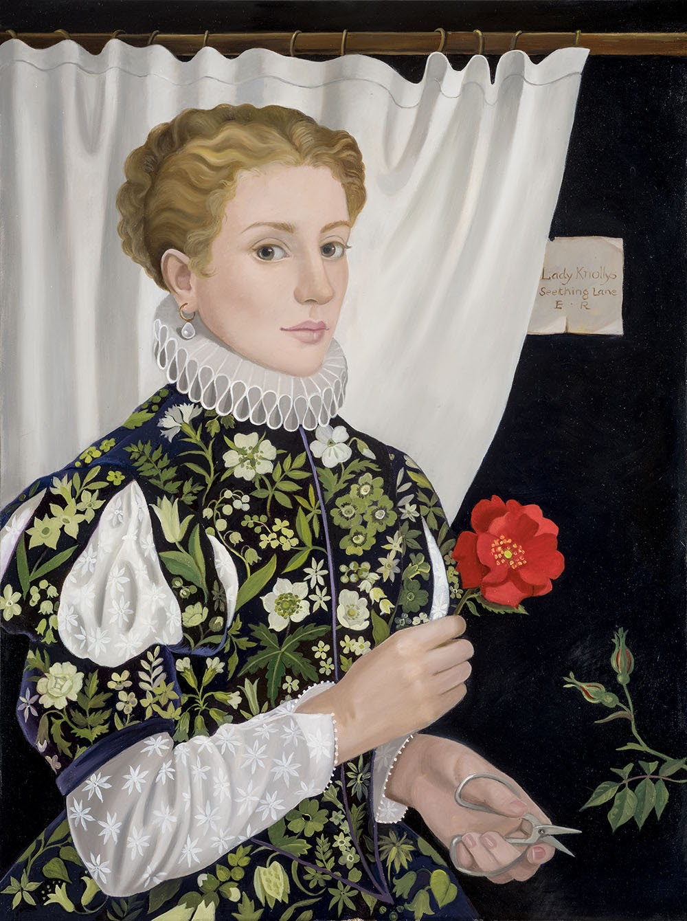 Lizzie Riches The rose of seething lane