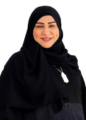 نادية الصايغ رئيس منصة شبكة رائدات العطاء العربية