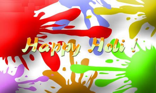 happy holi 2021 date in india