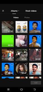 Capcut video editing App Edit Tiktok YouTube Videos best-app