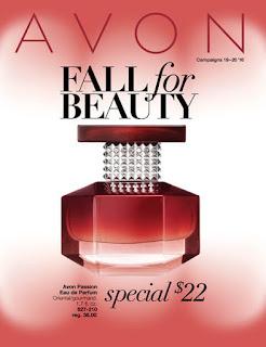 Avon Flyer Catalog Campaign 19 & 20 2016 SHOP: 8/20/16 - 9/16/16