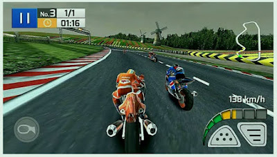 Real Bike Racing Game Features