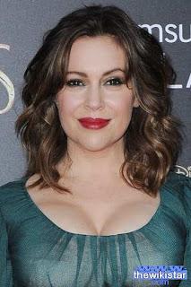 اليسا ميلانو (Alyssa Milano)، ممثلة أميركية