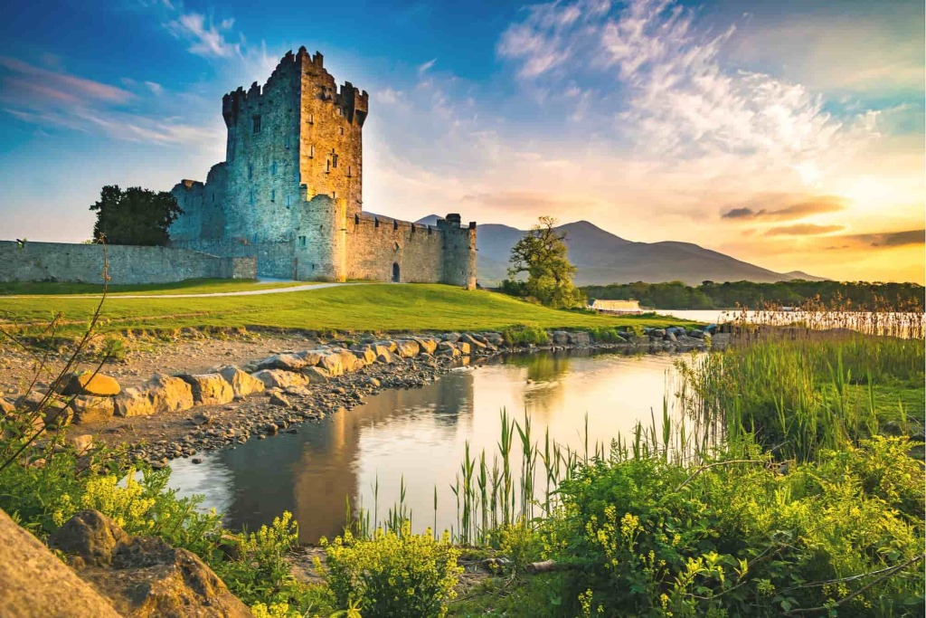 best castles in ireland
