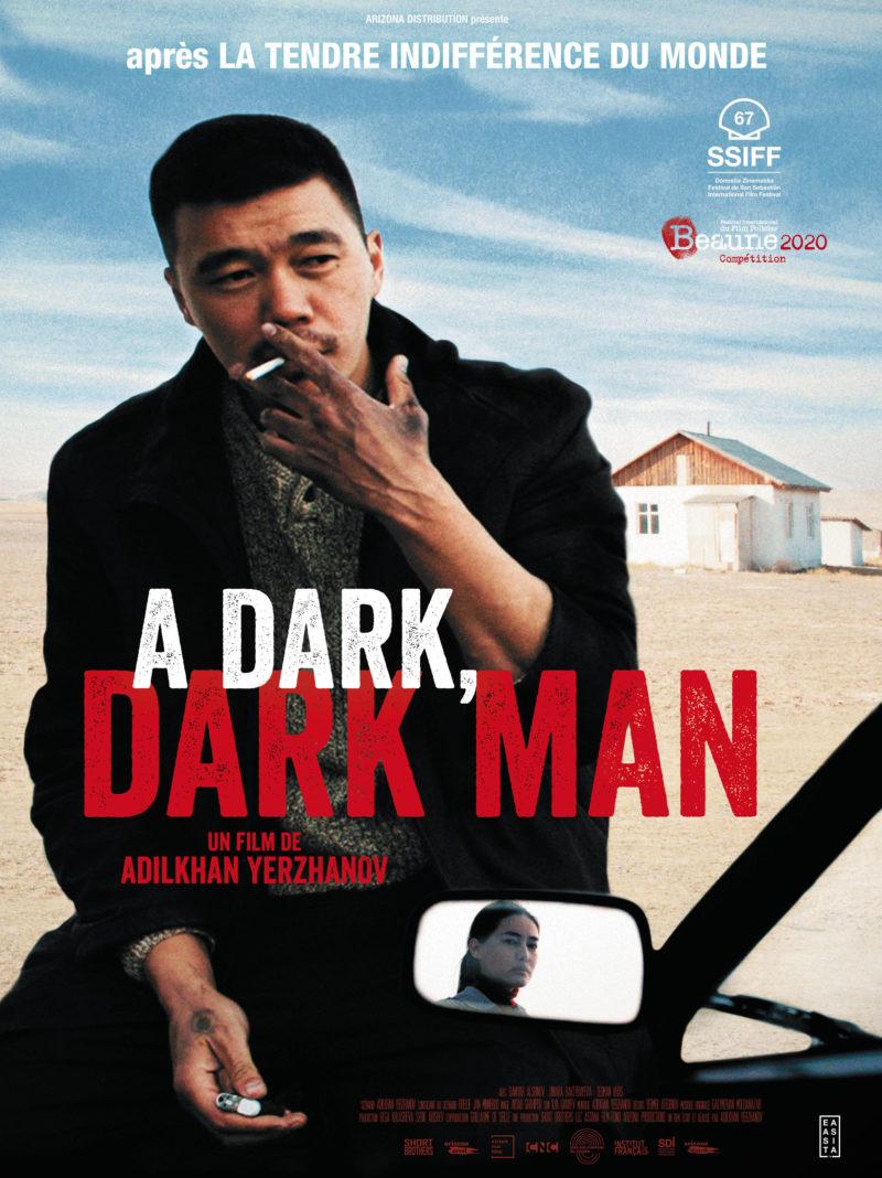 a dark, dark man poster