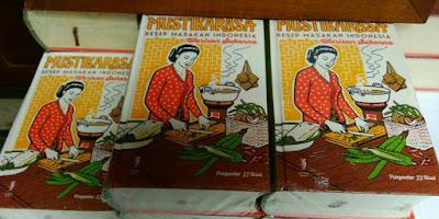 Mustika Rasa, Buku Kuliner Legendaris Warisan Presiden Pertama RI Soekarno
