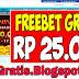 FREEBET GRATIS - Tanpa Deposit Rp 25.000