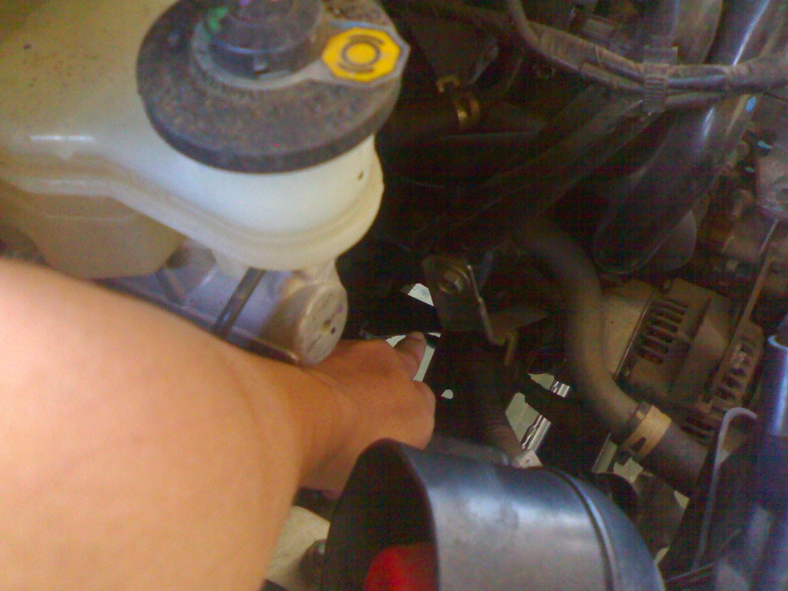 cara menyetel kopling grand new avanza lampu indikator setel xenia tanpa ngolong ujung kabel masuk ke bagian mesin ketinggian