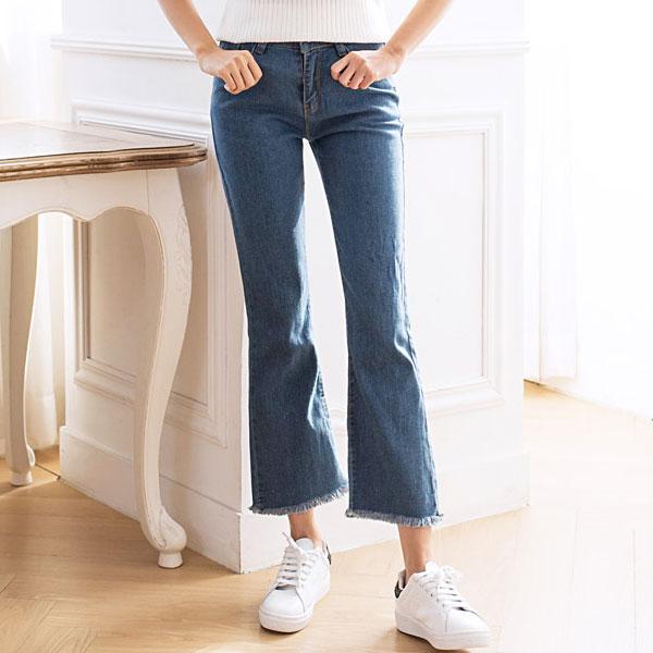 Mặc đẹp cùng 3 kiểu quần jean chất chơi 2020