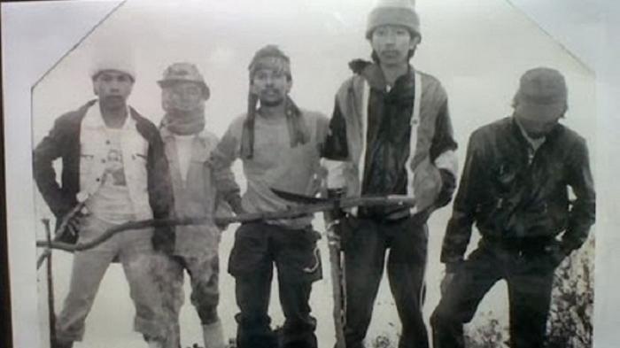 Pendaki Lawas, Jokowi, Hiking, Mapala