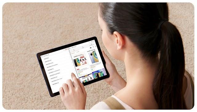 Huawei MatePad T10s: una tableta para toda la familia