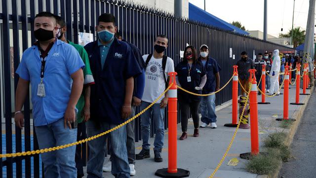 México supera los 100.000 casos confirmados de coronavirus y ya suma 11.729 muertes