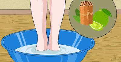 A c i pedicure naturali pi efficaci - Sali di epsom bagno ...