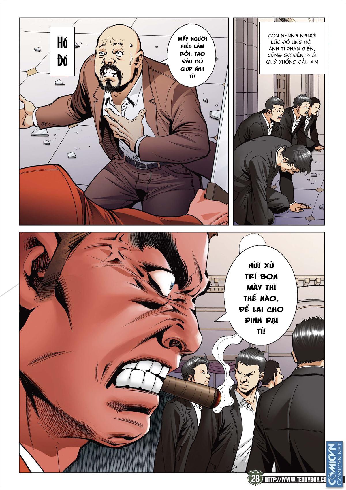 Người Trong Giang Hồ RAW chap 2085 - Trang 26
