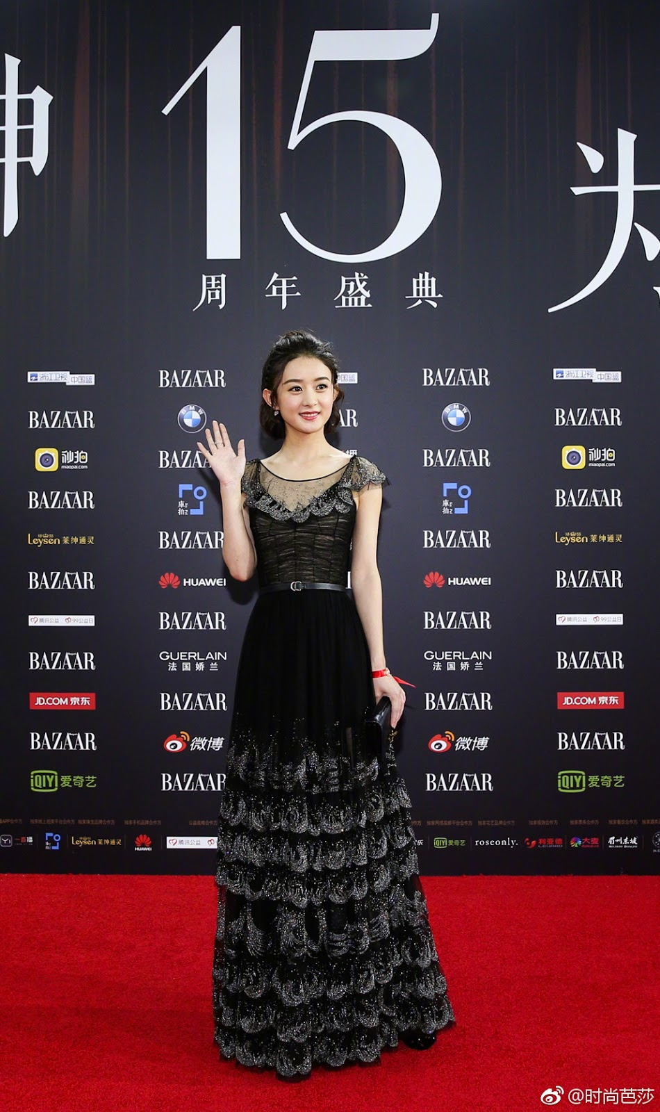Red Carpet Zhao Li Ying