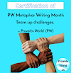 Proverbs World MeWriMo Team up