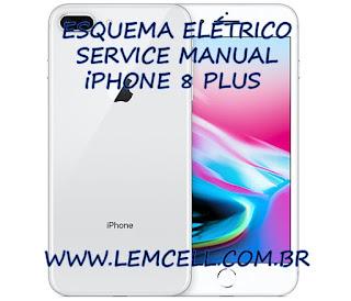 Esquema-Elétrico-Smartphone-Celular-iPhone-8-Plus-Manual-de-Serviço-Service-Manual-schematic-Diagram-Cell-Phone-Smartphone-iPhone-8-Plus
