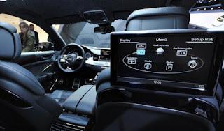 Audi S8 Safety