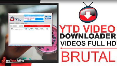 Como Descargar YTD Video Downloader Ultima Versión Gratis