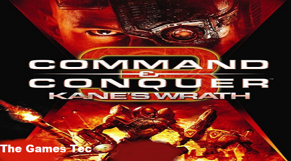 Command and Conquer 3 Kane's Wrath PC Game Download