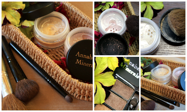Puder, róż i już. Naturalny makijaż z Annabelle Minerals.