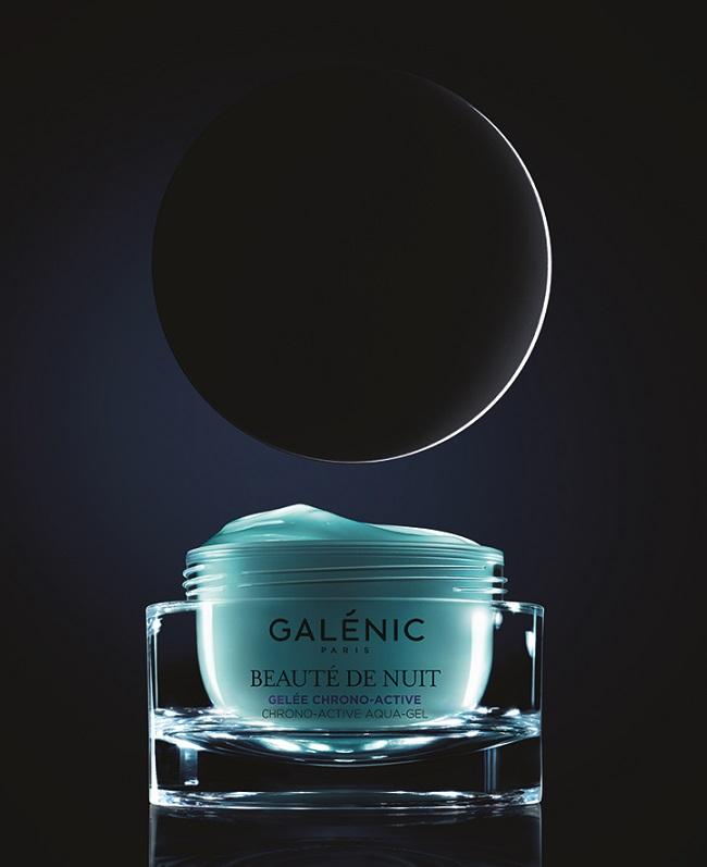 shopper in the city beauty cosmetics and trends nuevo gel crema cronoactivo beaut de nuit de. Black Bedroom Furniture Sets. Home Design Ideas