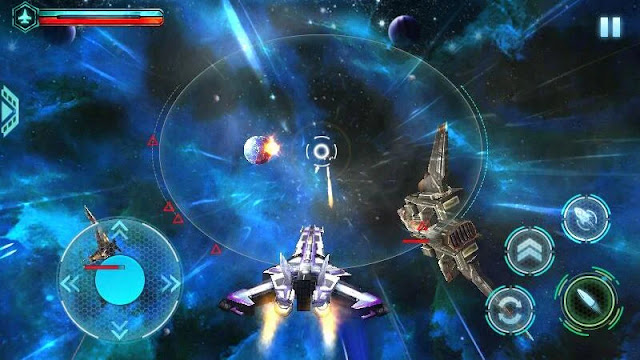 Galaxy Strike 3D v1.0.3 MOD