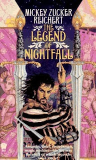 Cover Candy #01: The Legend of Nightfall