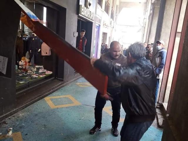 بلدية سكيكدة اليوم ضد التجار