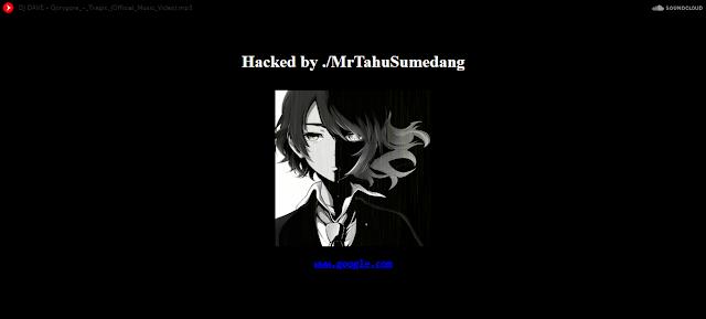 Situs YukNgajiBekasi di Hack, Gaada Akhlak Emang!