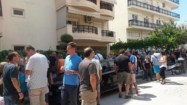 Στη Βουλή από το ΚΚΕ η κεραία κινητής τηλεφωνίας που τοποθετήθηκε σε οικοδομή στην Αλεξανδρούπολη