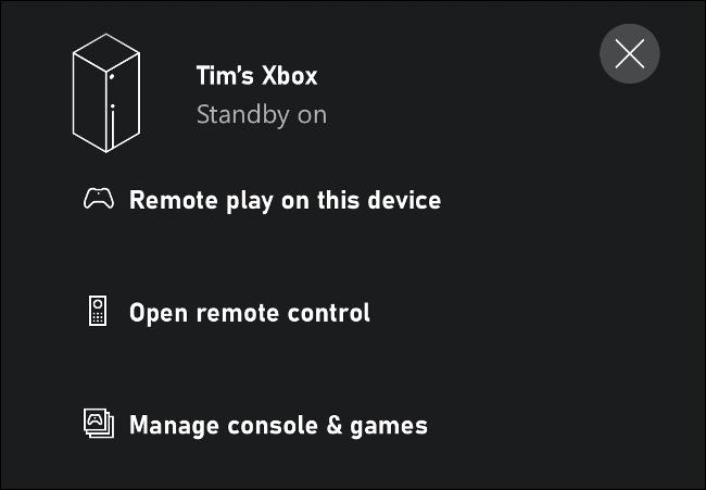 اللعب عن بعد على جهاز Xbox هذا عبر iPhone