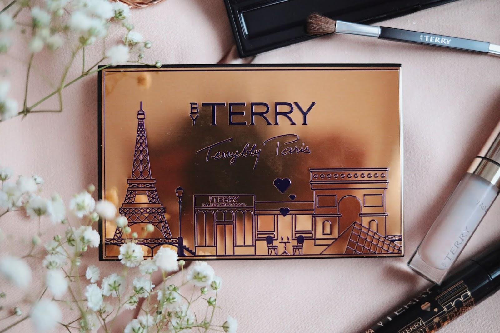 BY TERRY  , TERRYBLY PARIS , V.I.P EXPERT PALETTE  ,V.I.P EXPERT PALETTE LIGHT, V.I.P EXPERT PALETTE NIGHT ,, rosemademoiselle rose mademoiselle ,blog beauté , paris