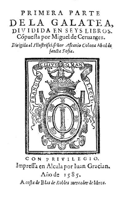 Literatura. En el 400 aniversario de la muerte de Miguel de Cer