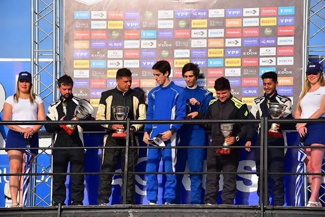 Villagra ganó en Entre Rios y Sanchéz hizo podio