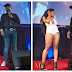 Check Out What This 'Hot' Lady Did On Stage With Seyi Law Last Night In London