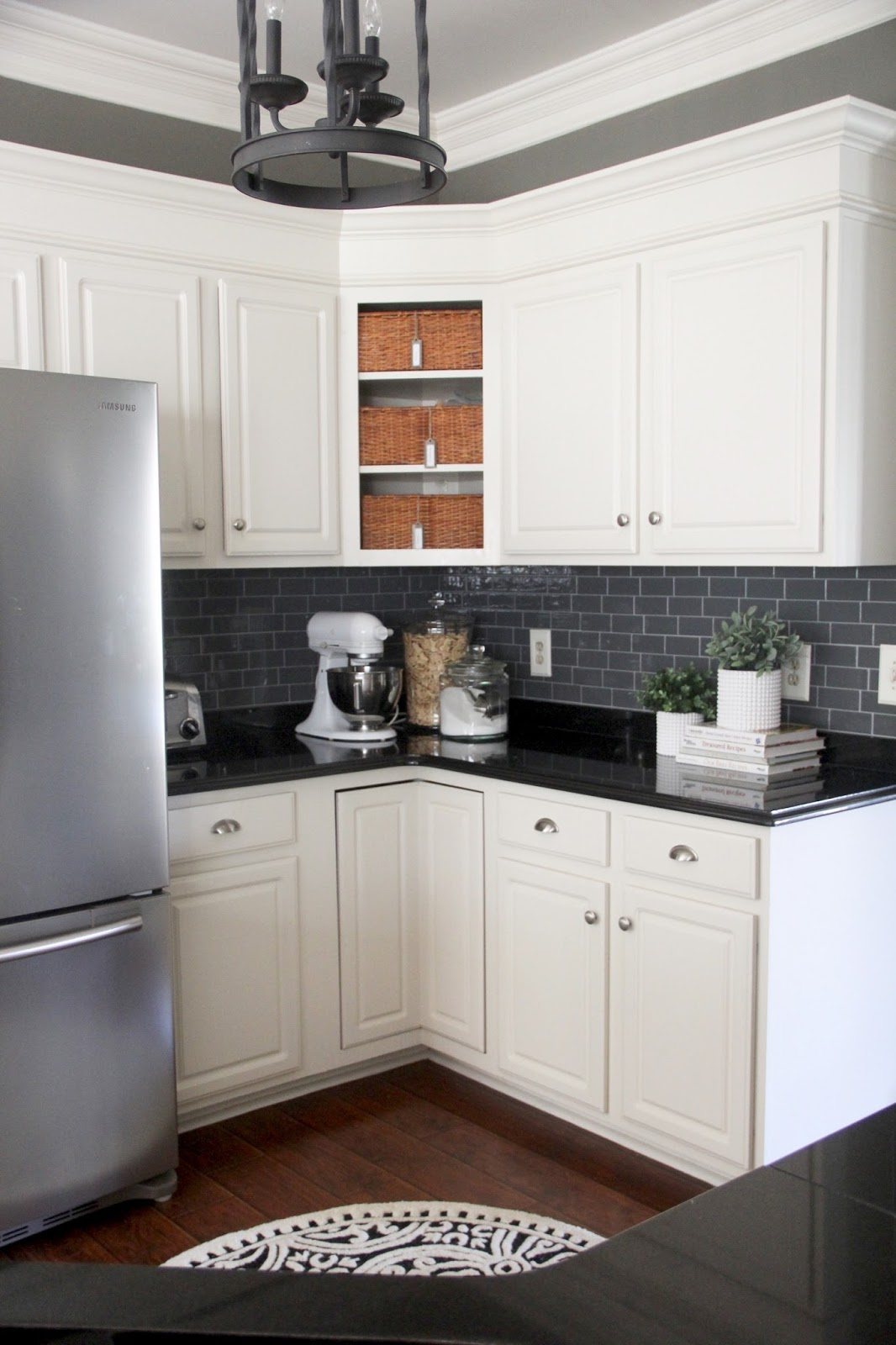 The Yellow Cape Cod Smart Tiles Peel And Stick Backsplash