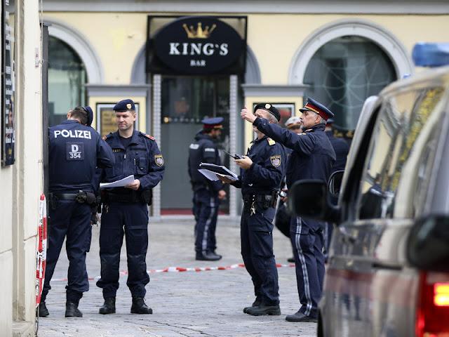 At Least 4 Killed By Gunman In Vienna, Austria, 'Terror Attack'