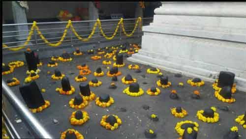 At Amriteshwari Temple At Kota In Udupi Shivlings Keep Appearing